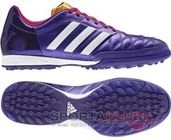 Football shoes 11nova TRX TF BLAPUR/RUNWHT/VIVBER (D67552)