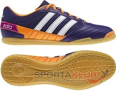 Football shoes freefootball SuperS COPURP/RUNWHT/SOLZES (F32537)
