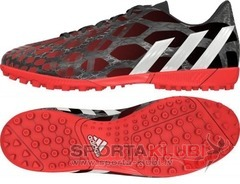 Football shoes Predito Instinct TF CBLACK/CWHITE/SOLRED (M20165)