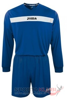 SET ACADEMY ROYL-BCO JERSEY M/L+SHORT (KIT1.991.01)
