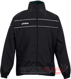 ACADEMY RAINJACKET BLACK (5002.11.10)