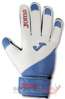 CALCIO 12 GOALKEEPER GLOVES WHITE-ROYAL (CALCIO12.001)