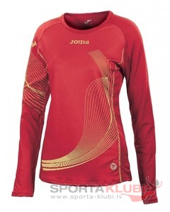 CAMISETA ELITE II WOMAN ROJO M/L (1101.22.2023)