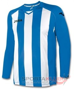 CAMISETA PISA 12 ROYAL-BLANCO M/L (1202.99.005)