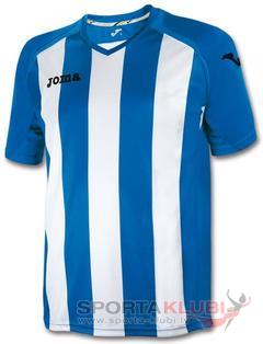CAMISETA PISA 12 ROYAL-BLANCO M/C (1202.98.005)