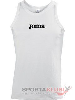 T-SHIRT SLEEVELESS COTTON (PACK 10) WHITE (942.10.001)