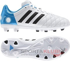 Kids Football boots 11nova TRX FG J RUNWHT/BLACK1/SOLBLU (D66950)