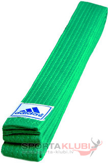 Rank Belt 40 mm green (ADIB200-E-G)
