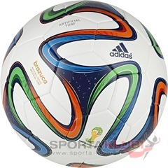 Football BRAZUCA COMP WHT/NGTBLU/MULTCO (G73620)