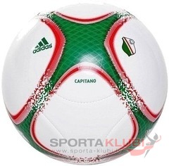 Football LWA BALL WHT/POPPY/TW_GRE (G72273)