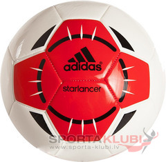 Football STARLANCER IV WHT/HIRERE/BLACK (G83969)