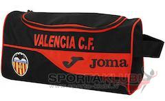 VALENCIA SHOE BAG BLACK-ORANGE (VA.515071.11)