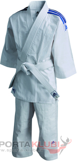 "Judo Uniform ""Evolution"" with belt, white (J200E)"