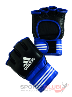 Boxing gloves ULTIMATE Fight (ADICSG04-BLACK/BLUE)