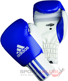 "Boksa cimdi ""PULL-ON' Bag Glove 'Clima Cool' (ADIBT05-BLUE/W)"