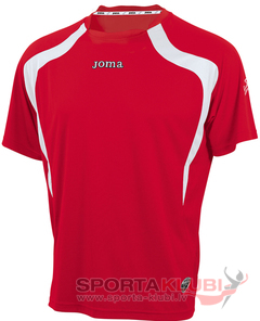 CAMISETA CHAMPION ROJO-BLANCO M/C (1130.98.006)