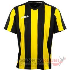 PISA 10 S/S SHIRT BLACK-YELLOW (1165.98.012)
