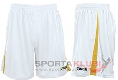 TOKIO SHORTS WHITE-GOLD (1146.010)