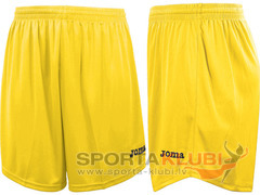 SHORT POLYESTER REAL AMARILLO (1035.008)