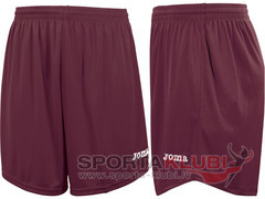 SHORT POLYESTER REAL BURDEOS (1035.009)