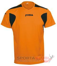 LIGA S/S SHIRT ORANGE-BLACK (1168.98.012)