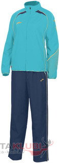 ELITE II WOMAN MICRO-LIGHT TRACKSUIT NAVY-TUR (1110.22.2011)