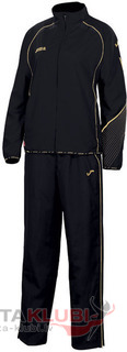 ELITE II WOMAN MICRO-LIGHT TRACKSUIT BLACK (1110.22.2012)