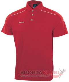 POLO CHAMPION ROJO M/C (3007S09.60)
