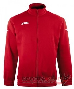 WARM UP FULLZIP COTTON RED (6016.10.60)