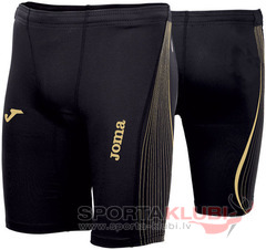ELITE II SHORT LEGGINS BLACK-GOLD (1106.22.1032)