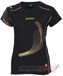 ELITE II WOMAN S/S SHIRT BLACK (1101.22.2012)