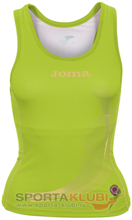 ELITE II WOMAN SLEEVELESS SHIRT LIME (1101.22.2034)