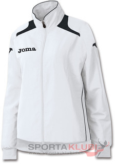 CHAQUETA CHAMPION II WOMAN POLY BLANCO (1005W12.20)