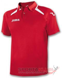 POLO CHAMPION II ROJO-BCO (1007S12.60)