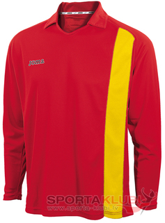 CAMISETA ORIGINAL M/LARGA ROJO-AMARILLO (1132.99.007)