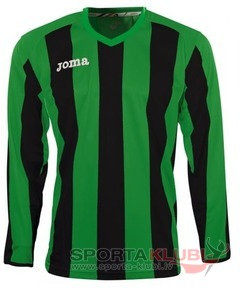 PISA 10 L/S SHIRT GREEN-BLACK (1165.99.007)