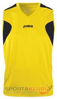 CAMISETA VOLLEY WOMAN AMARILLO SIN MANGAS (1190.98.006)