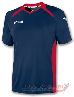 CAMISETA CHAMPION II MAR-ROJO M/C (1196.98.021)