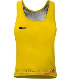 WOMEN SLEEVELESS YELLOW SHIRT (CAR.W8M72.90)