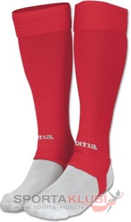LEG FOOTBALL SOCKS (PACK 5) RED (LEG 103)