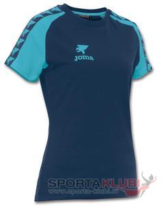 CAMISETA ORIGEN WOMAN MAR-ROYAL M/C (1208W98.009)