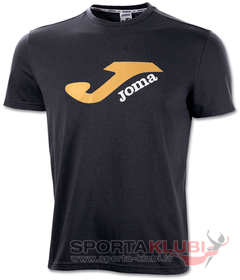 CAMISETA CAMPUS 65POLY-35COTTON NEGRA (2101.33.1033)