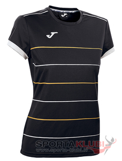 CAMISETA WOMAN CAMPUS NEGRO M/C (2101.33.2013)