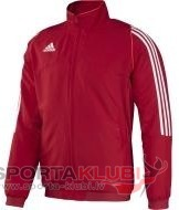 Jacket  T12 TEAM JKT M UNIRED/WHT/DKORAN (X12735)