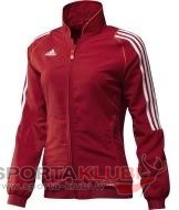 Jacket T12 TEAM JKT W UNIRED/DKORAN/WHT (X13516)