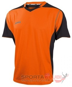 SHIRT MUNDIAL S/S ORANGE BLACK (1119.98.009)