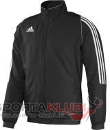 Jacket T12 TEAM JKT M BLACK/WHT/MLEAD (X12734)