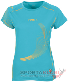 ELITE II WOMAN S/S SHIRT TURQUOISE (1101.22.2011)