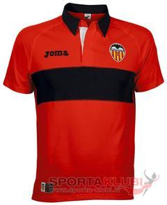 VALENCIA POLO SHIRT ORANGE-BLACK (VA.303013.11)