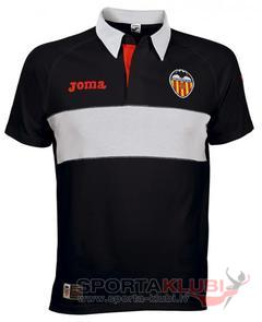 VALENCIA FREE TIME POLO SHIRT BLACK (VA.303011.11)